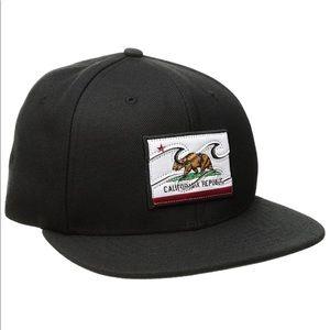 Billabong Native California Republic Snapback Hat